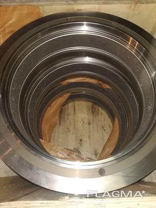Матрица гранулятора ОГМ 1.5, 6-8мм , производство Германия