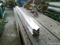 Матрица и пуансон гибочные ремонт и изготовление до 4 метров