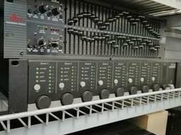 Матрица звуковая AUDAC MTX88 8-зонный матричный коммутатор с