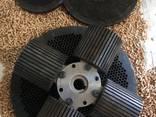 Матрицы и ролики к грануляторам - фото 7