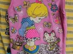 Майки, футболки детские оптом