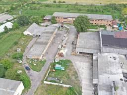 Майновий комплекс в Дубно, Рівненська область