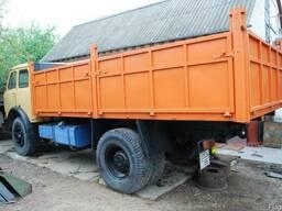 МАЗ 500 зерновоз бортовой