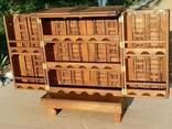 Мебель деревяна - фото 3