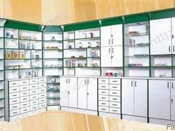 Мебель для аптек - photo 2