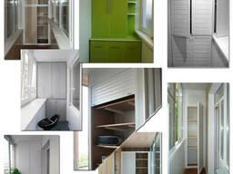 Шкафчики для Балкона Шкаф на Балкон