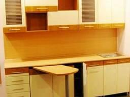 Мебель для кухни на заказ от производителя. Альфа-Стиль