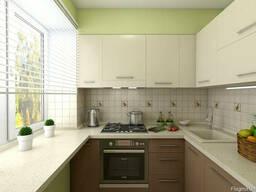 Кухонная Мебель/Дверь/Окно в Хрущевке