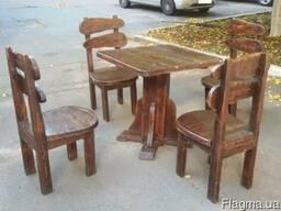 Мебель для ресторанов и кафе, столы, стулья б/у