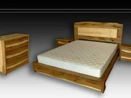 Мебель для спальни из массива бука