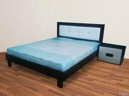 Буковая кровать