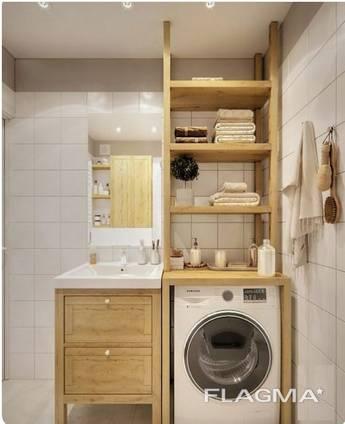 Дизайн и производство мебели для ванной комнаты.
