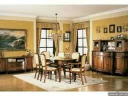 Мебель джавра Львов состоит из 100% дерева ценых пород. Инк