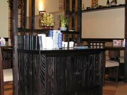 Мебель и декоративные элементы из дерева, МДФ, шпона - фото 2
