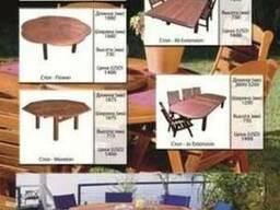 Мебель из мербау