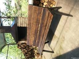 Мебель из металла для дома и дачи