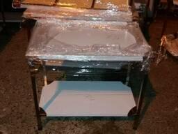 Мебель из нержавеющей стали для пищевых производств и рестор