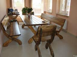 Скамейка, лавка, стол