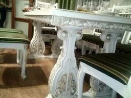 Мебель из массива дерева под заказ