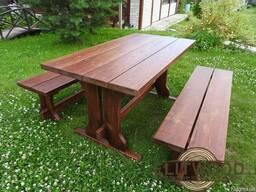 Мебель садовая, беседки, качели. - фото 2