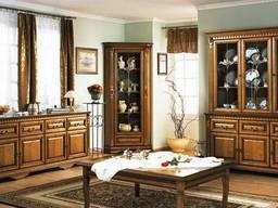 Польская мебель Таранко из натурального дерева характеризу