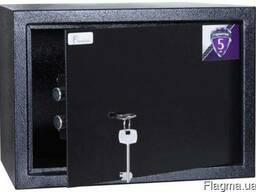 Мебельный сейф Ferocon БС-25К.9005