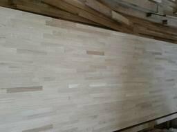 Мебельный щит ясень 20 мм AB 20*650*3000 мм
