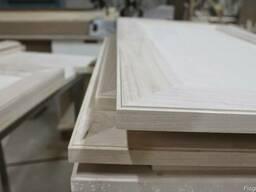 Мебельные фасады из дерева Ясеня
