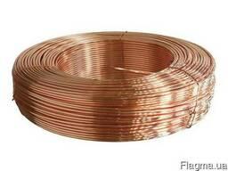 Медь М1, М2 проволока, лист, труба, круг, шина