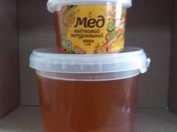 Мед разнотравие