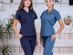 Медичний жіночий костюм «Міраж»