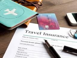 Медицинская Страховка для ВИЗЫ, выезда за границу.
