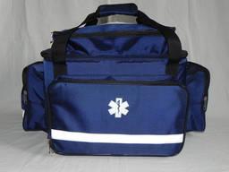 Медицинская сумка – укладка большая синяя