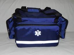 Медицинская сумка – укладка синяя