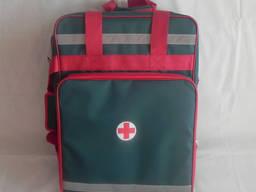 Медицинская универсальная сумка-рюкзак