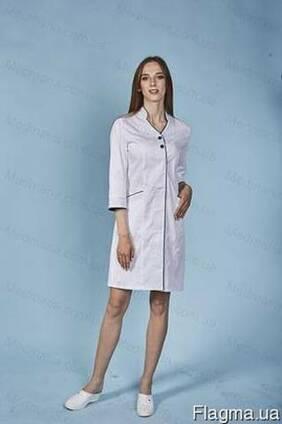 Медицинский халат женский Алена