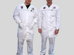 Медицинская одежда от 1 единицы любого размера под заказ