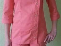 Медицинский костюм Мимоза