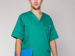 Медицинский костюм мужской 3212