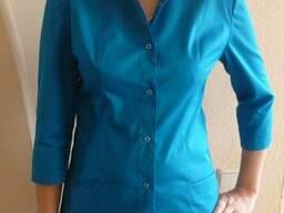Медицинский костюм женский, брюки куртка, одежда для медиков