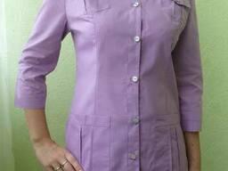 Медицинский костюм женский, медицинская одежда. куртка брюки