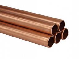 Медный лист, трубы М1, М2 толщ. 0.3-60мм, 0,6х1,5м, 1х2м - фото 2