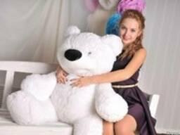 Медведь сидячий - Бублик 110 см.