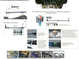 Линейка механическая М1 для измерения кузова авто -2250 мм