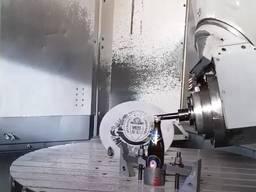 Механическая обработка на станках с ЧПУ