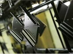 Механическая обработка, штамповка металла