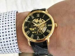 Механические часы Chronte 412A black