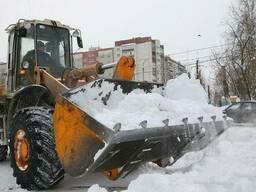 Механизированная погрузка и вывоз снега