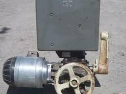 Механизм электрический исполнительный МЭОК-25/100