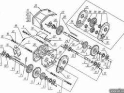 Механизм передач 108. 00. 2020А-02
